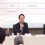 談國民黨主席選舉 詹啟賢:媒體看熱鬧 好像在報導球賽